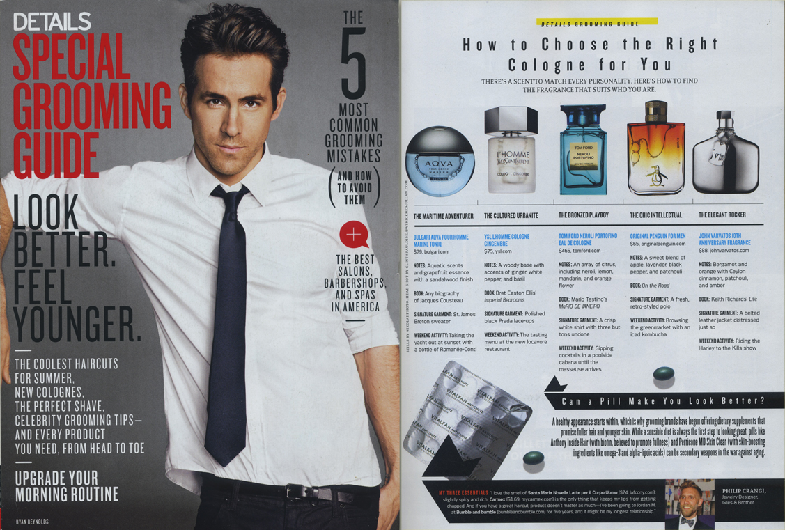 Good Read Details Special Grooming Guide