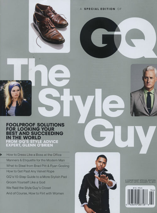 Good Read Gq S The Style Guy