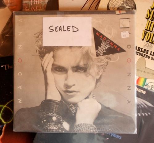 Madonna Sealed
