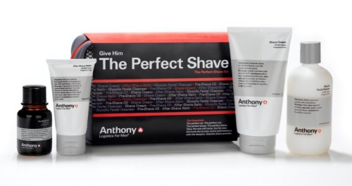 Anthonys Logistics Perfect Shave