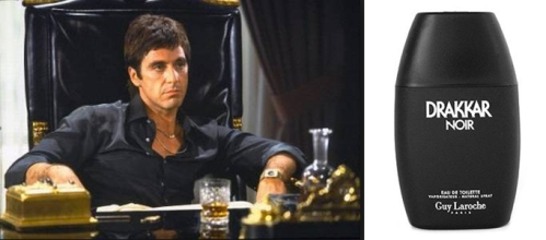 Tony Montana is Greed