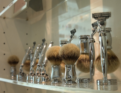 Brushes and Razors
