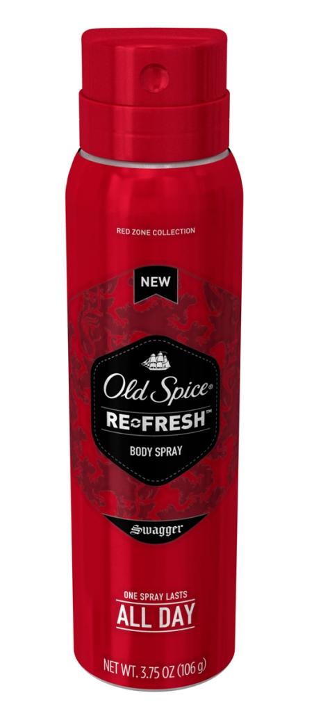 Old Spice Re-fresh Swagger Body Spray FM