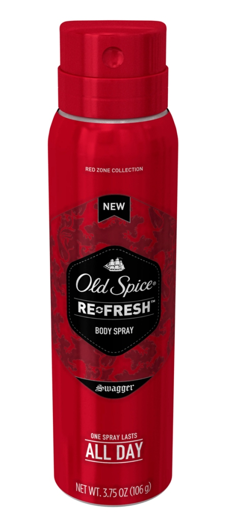 Old Spice Re-fresh Swagger Body Spray FM